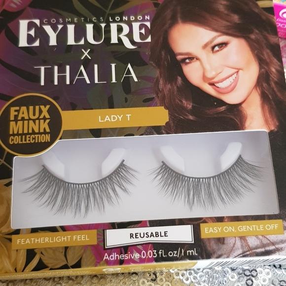1eca9ea0736 Cosmetics London Makeup | 3 Eylure X Thalia Lashes | Poshmark
